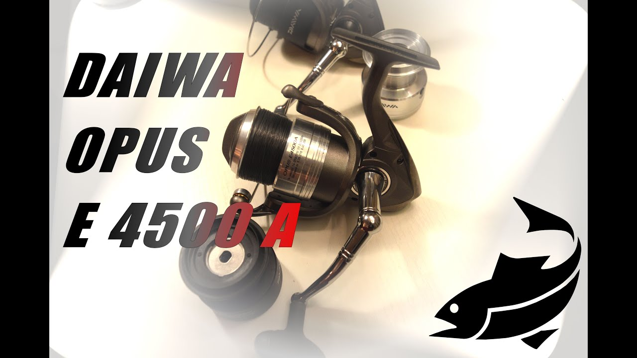 5e5251729bc Daiwa Opus Saltwater Spinning Reel | Top Fishing Reel Reviews