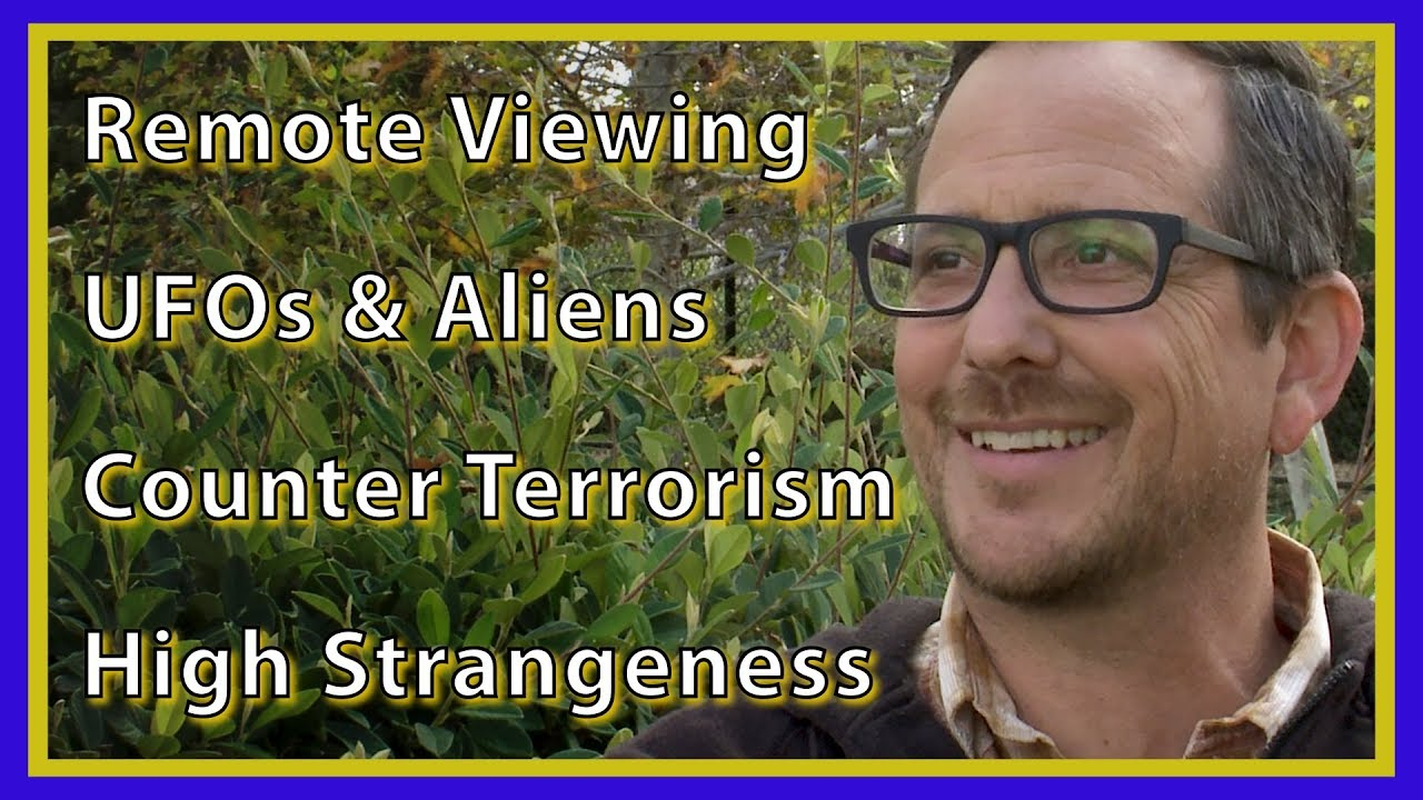 Remote Viewing Psychic Spy John Vivanco Part 1 Youtube