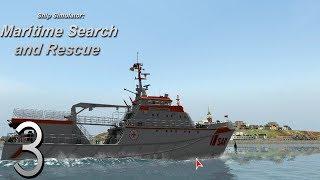 Ship Simulator:Maritime Search and Rescue| Episode 3