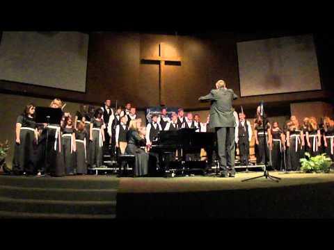 MCS Choir Concert - Senior High Men 10/10 - Tell My Father