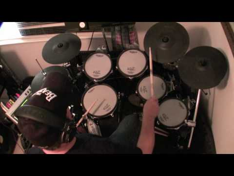 Mighty To Save - Hillsong (Drum Cover)