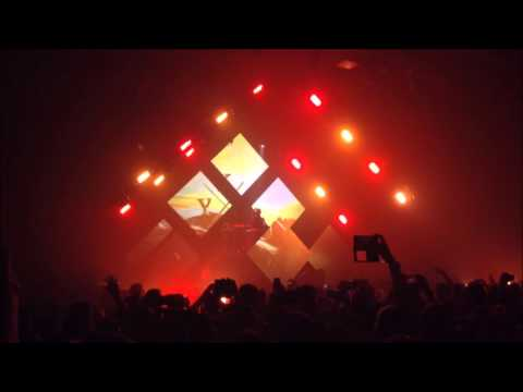 Kygo live I See Fire Remix at Cloud Nine Tour in Zurich Full HD