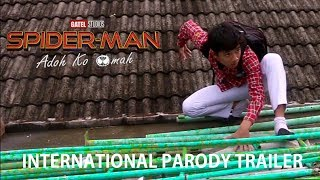 SPIDER-MAN: FAR FROM HOME Teaser Trailer Parody (INDONESIA)