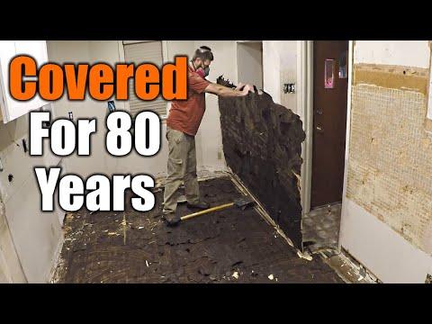 Restoring 80 Year Old Oak Floors | THE HANDYMAN |