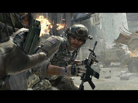 КРУТОЕ НАЧАЛО В Call Of Duty Modern Warfare 3 - Черный вторник, прохождение без комментариев