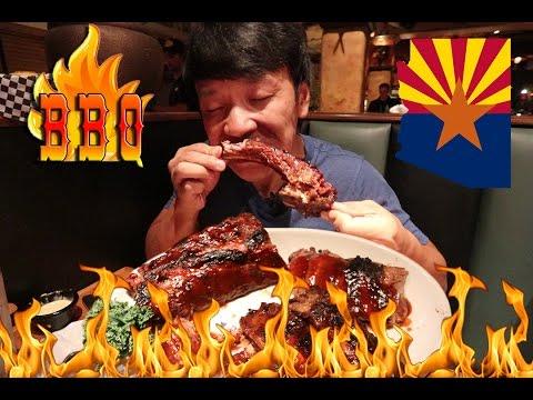 AMAZING Phoenix Arizona BBQ & The BEST Donut I've Ever Had!