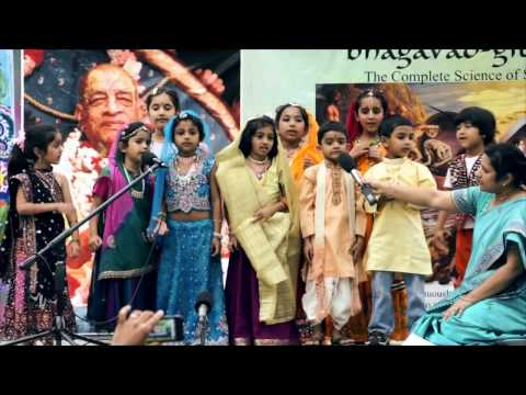 2011 Rathayatra - Songs about Killing Dhenukasura - Sunday School - 5/8
