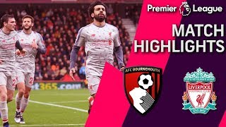 Bournemouth v. Liverpool I PREMIER LEAGUE MATCH HIGHLIGHTS I 12/8/18 I NBC Sports