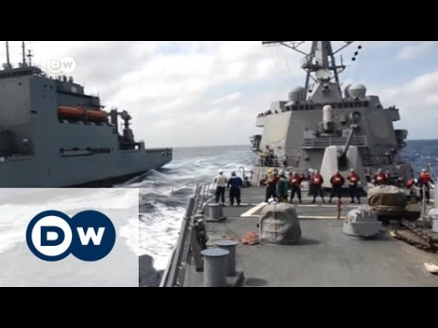 Beijing angered by US warship patrol | DW News