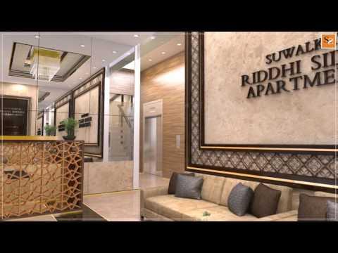 Suwalka's Riddhi Siddhi Apartments