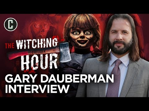The Witching Hour - Annabelle Comes Home Director On Expanding The Conjuring Franchise