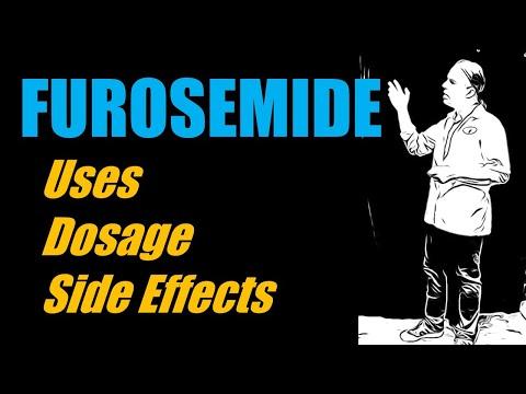 Furosemide 20 Mg 40 Mg 80 Mg Dosage And Side Effects