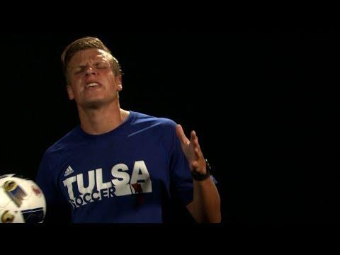 """I Was Born"" Tulsa Golden Hurricane Video"