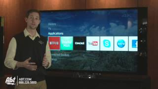 Sony 4K 55-inch XBR 3D LED HDTV XBR-55X900A : Sony at...