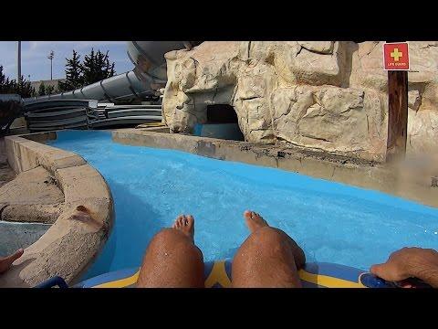 Raging River Water Slide at Aphrodite Waterpark