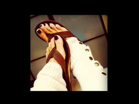 Prettiest feet in porn