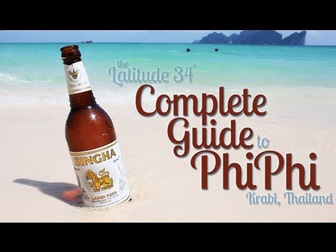 Complete Guide to Phi Phi Island, Thailand