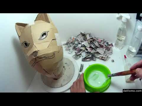 Timelapse - Anbu Mask (most popular project of 2018)