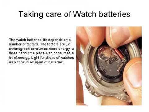 Looking best Quality Watch Batteries Online?