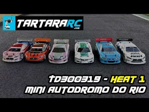 Vídeo: Heat 1 - TD300319, mini autódromo do Rio
