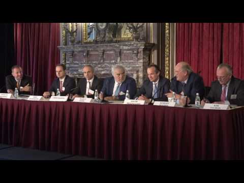 2017 11th Annual Capital Link International Shipping Forum - Product Tanker Shipping Sector Panel