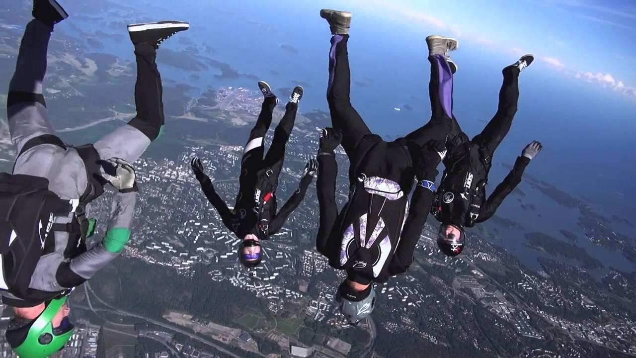 Skydive Helsinki