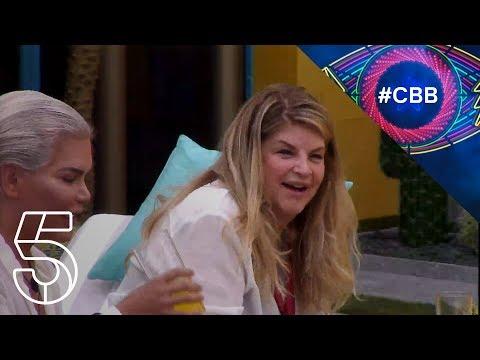 Kirstie Alley on Scientology  Celebrity Big Brother 2018