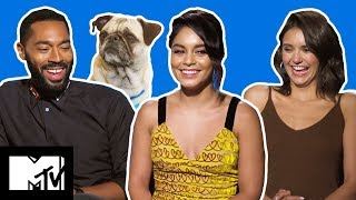 Vanessa Hudgens On A High School Musical Spinoff! | Dog Days  MTV Movies