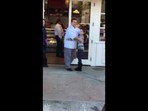 Buddy in Dallas opening of Carlos bakery