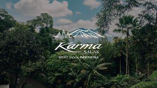 Karma Salak, West Java, Indonesia