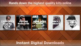 Sir Michael Rocks  Drug Dealer  Produced DJ Mustard Instrumental - Drum Kit Download