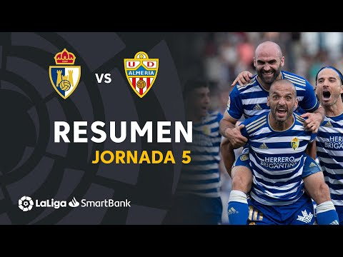 Ponferradina Almeria Goals And Highlights