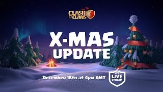 Clash of Clans Update Stream Coming Tomorrow!