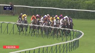 Vidéo de la course PMU PRIX DU BEL AIR