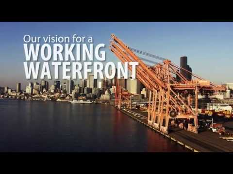 Port of Seattle Waterfront Vision