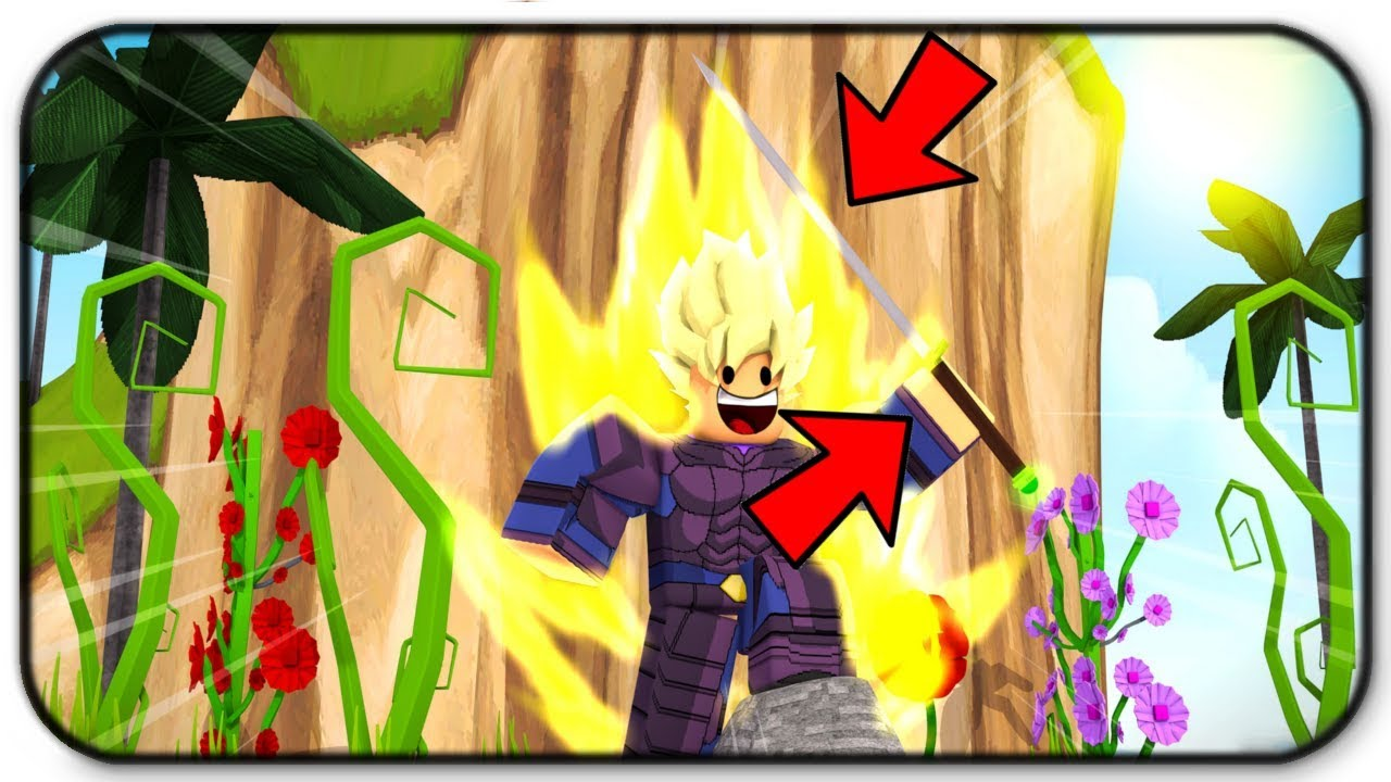 How To Get Trunks Sword Roblox Dragon Ball Z Final Stand Youtube
