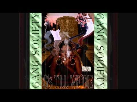 Gang Society - Half Dead 1995 Houston TX