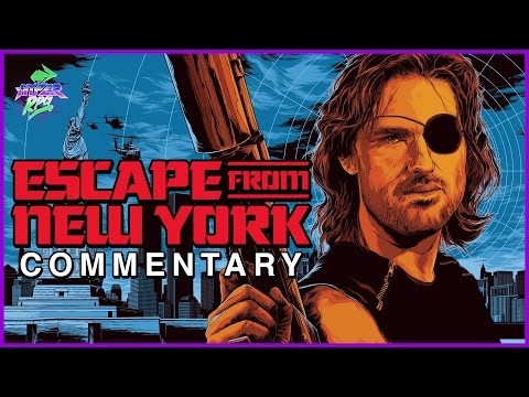 John Carpenter's Escape From New York (1981) - Commentary