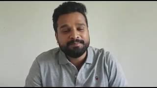 Actor singe Ritesh Pandey Piyush Pandey