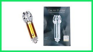 Car perfume how to use - car air purifier | air purifier  | Car Anion Air Purifier