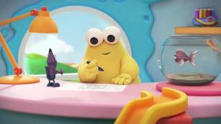 каракули. Серия 14 - Как нарисовать фотоаппарат. Обучающие мультфильмы для малышей