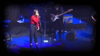 Kristina Train Dream Of Me Recorded Live In Manchester
