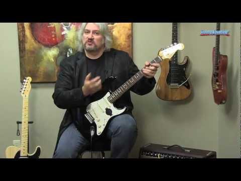 Sweetwater Guitar Month - Fender American Standard 2012 Series