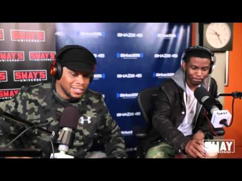 MC to Watch  Nick Grant Spits a Crazy Freestyle on Sway in the Morning