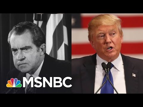 Thumbnail: Echoes Of Watergate In Trump Administration | Morning Joe | MSNBC