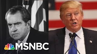 connectYoutube - Echoes Of Watergate In Trump Administration | Morning Joe | MSNBC