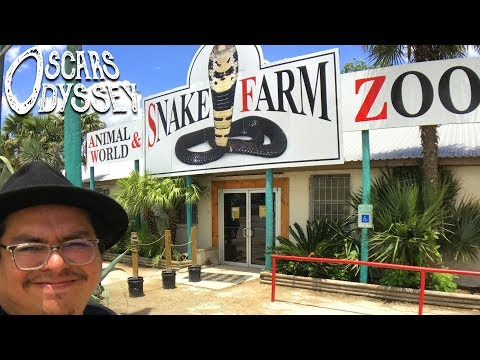 The Famous Animal World and Snake Farm Zoo