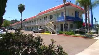 Motel 6 San Diego - La Mesa, CA Video Tour