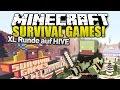 Doppelfolge mal wieder auf dem Hive spielen! - Minecraft Survival Games | ungespielt