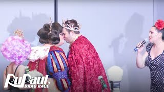 Ginger Minj Gets Married By Michelle Visage | RuPaul